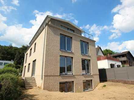 Neubau-Erstbezug Hochwertige 3 Zimmer - Maisonette - Wohnung in exponierter Lage am Lutherpark