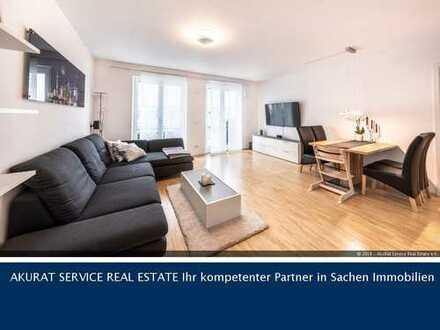 TOP-Angebot! 3-Zimmer Penthouse in München-Obermenzing - zum Selbstbezug!