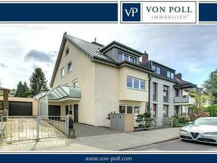 Top saniertes 1-2 Familienhaus in Urdenbach, nahe dem Benrather Schlosspark