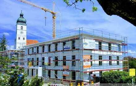 80 qm Praxis- oder Büroflächen in neu errichtetem Wohn- und Geschäftshaus