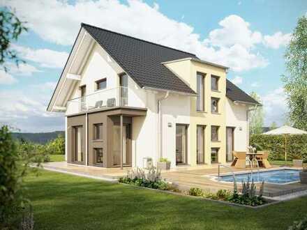 Evolution 139 Haus mit variablen Grundrissmöglichkeiten Exklusiv für Bien Zenker Kunden