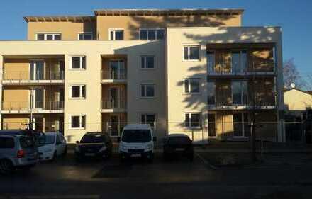 2-Zimmerwohnung Neubau zu vermieten