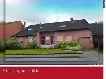 Generationenhaus mit vielen Umbauoptionen in bevorzugter, ruhiger Lage von Borken-Marbeck
