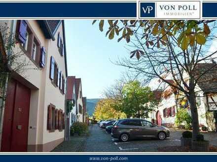 Wohnen in historischer Umgebung in einer der schönsten Straßen der Pfalz