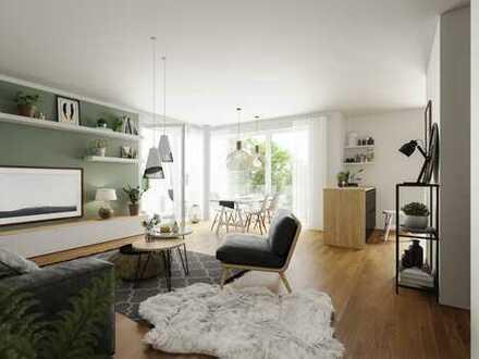 Schickes Penthaus mit Süd-Dachterrasse und 2 Zimmern sucht Eigentümer