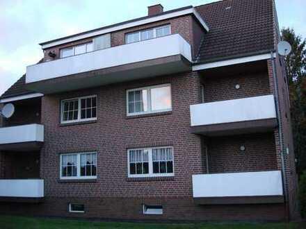 Gepflegte 2,5-Zimmer-Wohnung mit Balkon(Südlage) in Oldenburg