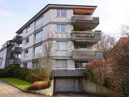 Repräsentative Eigentumswohnung - Haumannplatz - 2 Balkone