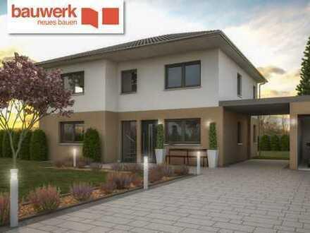 schickes kleines Baugebiet in Chemnitz Borna