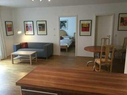 Möblierte 2-Zimmerwohnung Heidelberg Neuenheim ab 15. Dezember 2019