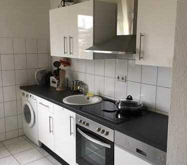 Gepflegte 2-Zimmer-Wohnung mit EBK in Mannheim-Nord an ruhige Einzelperson zu vermieten