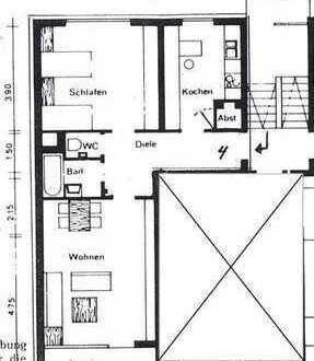 2,5 Zimmerwohnung in der nördlichen Gartenstadt