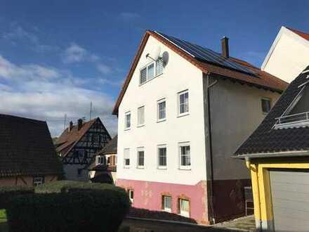 2 Familienhaus mit vielen Möglichkeiten der eigenen Gestaltung