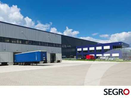 NEUBAU: SEGRO Logistics Park Krefeld-Süd: Moderne Logistikflächen provisionsfrei vom Eigentümer