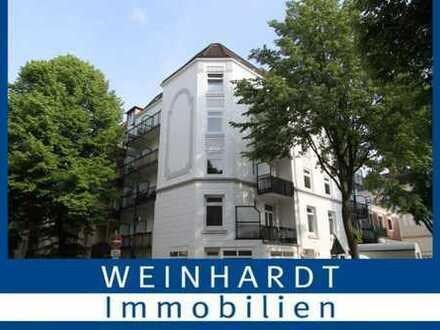 Vermietete 2-Zimmer Eigentumswohnung im beliebten Hamburger Stadtteil Eimsbüttel