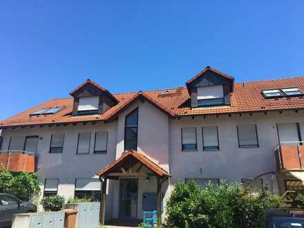 Gepflegte 2-Zimmer-Dachgeschosswohnung in Beilstein