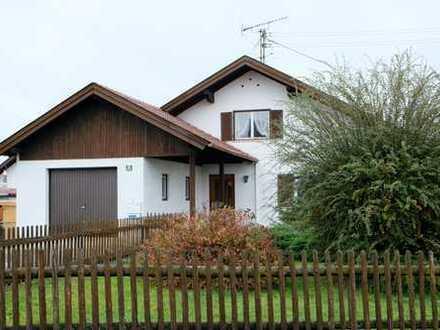 Grosszügiges freistehendes Einfamilienhaus in zentraler Lage von Obersöchering