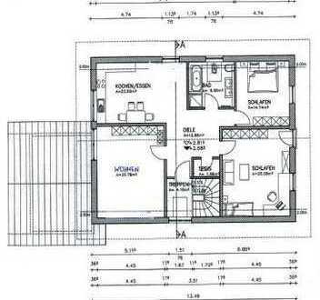 Geräumige, helle und neuwertige 3-ZKB-Wohnung zu vermieten!