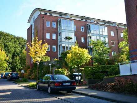 Schöne, gepflegte 3-Zi- Wohnung in Hamburg-Wilstorf