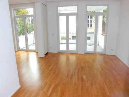 Chic, chic und nochmal chic, 3 Zimmer mit Terrasse, Balkon und Garage.....