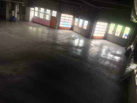 Blocklagerfläche mit 840 m²