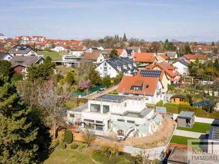 Familienglück auf 2 Ebenen - Neubau-Architektenhaus in gesuchter Sonnenlage!