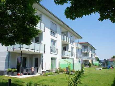 ...Großzügig geschnittene 3-Zimmer-Wohnung mit 2 Balkonen, in ruhiger Lage in Mühldorf...