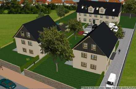 Neu errichtete Doppelhaushälften in nachgefragter Lage von Radebeul-Zitzschewig!