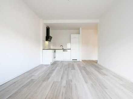 Erstbezug!! Moderne Citywohnung mit Einbauküche, Aufzug und Balkon