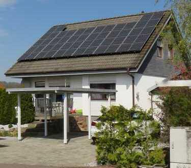 Ansprechendes Ein - Zweifamilienhaus in Grebenstein - viele Extras - frei ab 2020 (0421)