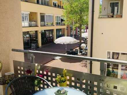 Schöne 3. Zi. - Wohnung im Zentrum von Bad Liebenzell