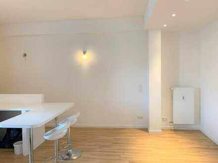 Köln-Innenstadt, teilmöblierte 3 Zimmerwohnung in urbaner Lage!