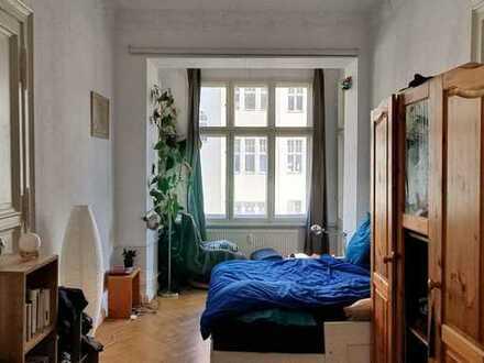 Mitbewohnerin gesucht für schönes Zimmer im Graefekiez, ab sofort bis 17.09, 2020.