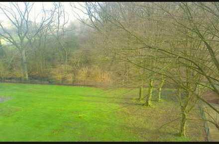 Von Privat im Grünen, ruhige Sackgasse direkt am Wald u. Landschaftschutzgebiet