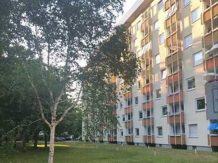 Vollständig renovierte Wohnung mit drei Zimmern und Balkon in Heusenstamm