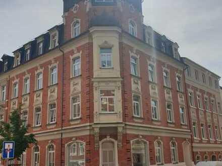 Zentrale 3-Zimmer-Wohnung - bezugsfrei - ideal für Pärchen oder junge Familien!