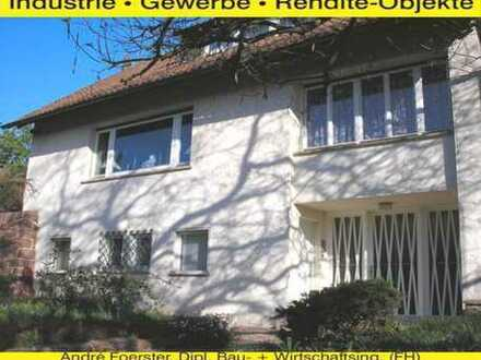 1FH im Landhausstil unterm Wolfsberg Pforzheim Nord mit großem Garten+Garage zu vermieten