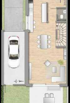 Schwaikheim, Mittelpunkt - Heiße Klinge - 6 attraktive Doppelhaushälften