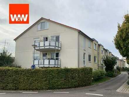 Gartentraum in Steinheim an der Murr - gepflegte 3,5 Zimmer EG-Wohnung inklusive 2 TG Stellplätze