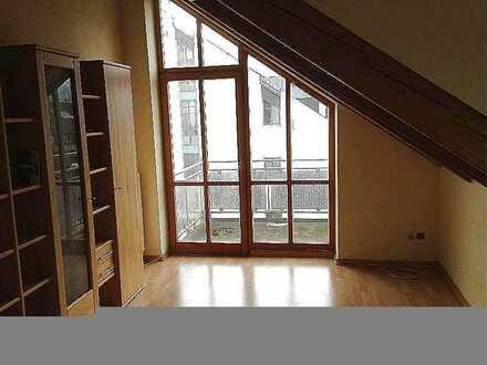 Schöne helle 4-Zimmer-Maisonetten-Wohnung zentral in Rain, inkl. EBK