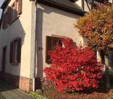 Historische Doppelhaushälfte im beliebten Kiautschau