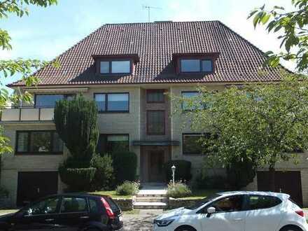 Schöne, helle 3,5 Zi Wohnung in Wandsbek für 2 Personen