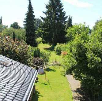 Schöne und gepflegte 54 qm Wohnung im 1. OG in Hockstein mit Gartennutzung und Einbauküche