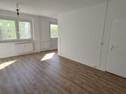 Kapitalanlage mit 4,72% Rendite: 1-Zi.-Wohnung mit neu. Designboden+EBK *vermietet & provisionsfrei*