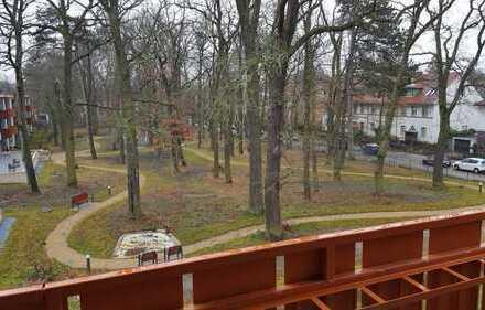 4-Zi.-Wohnung am Schweizerhofpark in Zehlendorf - Seniorenwohnanlage St. Otto