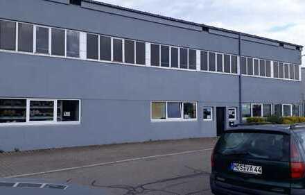 500 m² Lager-Produktion-Verkauf-Werkstatt in Neckarsulm