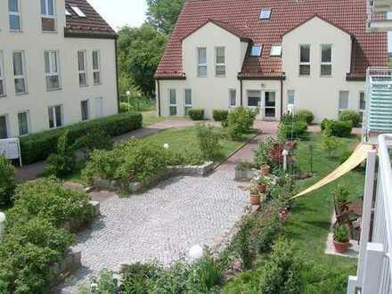 schöne 2-Zimmer-Neubauwohnung mit Terrasse und EBK am Vielitzsee