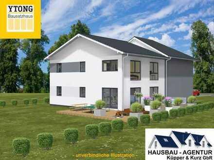 Erholung pur: Neubau - schlüsselfertiges Einfamilienhaus, hintere Bebauung in Mühltal-Taisa