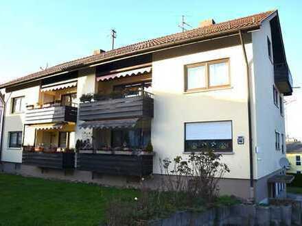 1-Zimmer Appartement in einem Mehrfamilienhaus in ruhiger Lage von Straubenhardt