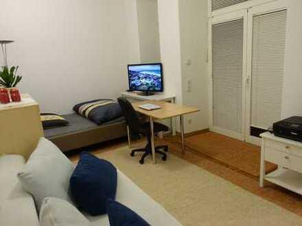 Möbliertes Luxus City Apartment mit Balkon , Ludwigsvorstadt-Isarvorstadt