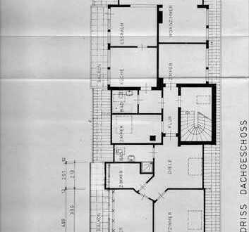 2 мodernisierte Maisonetten-Penthouswg. 3 Balkonen 1 Dachterrasse 2 EBK gut vermietet